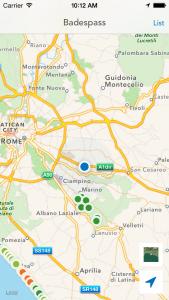 Map Scene